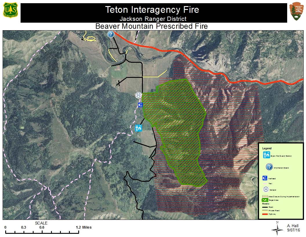 Teton Interagency Fire Dispatch Center