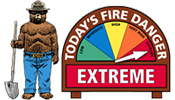 Fire Danger Extreme