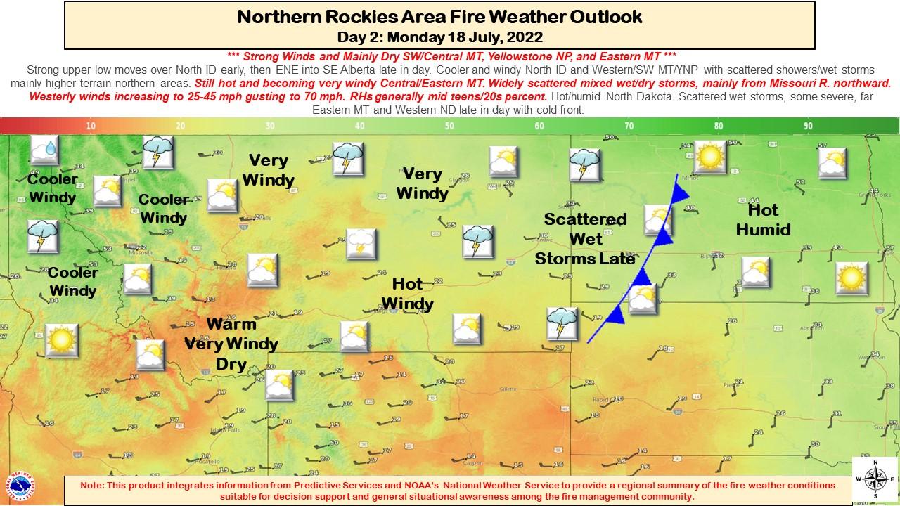 Nrcc Predictive Services Weather