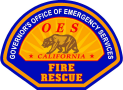 California Office of Emergency Services logo with link to their website