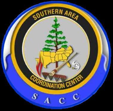 Southern Area Coordination Center (SACC) on