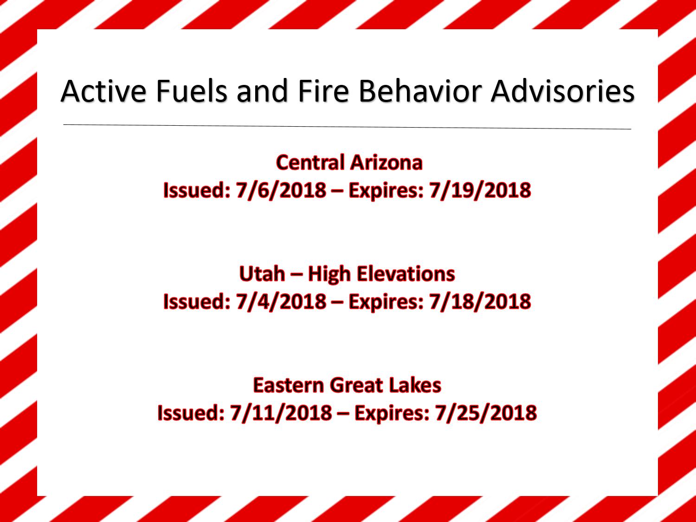 Arizona Active Fire Map.Geographic Area Coordination Center Gacc Website Template